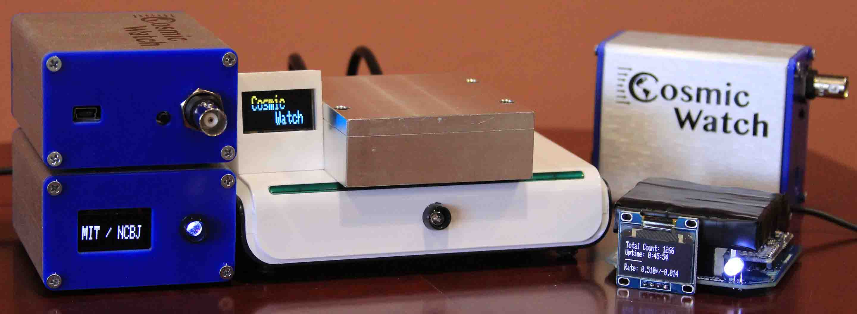 Физики из MIT разработали портативный детектор мюонов ценой в $100