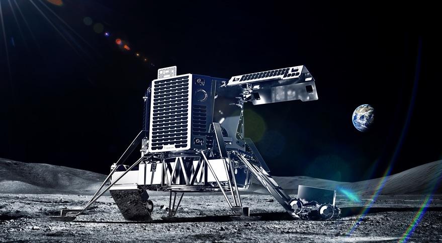 Японская компания Ispace получила свыше 90 миллионов долларов на создание системы по доставке ПН заказчиков на Луну