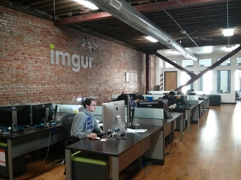 Imgur допустил утечку данных 1,7 млн пользователей
