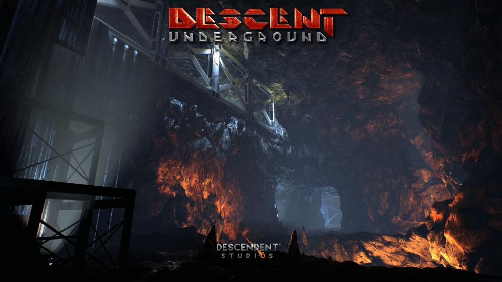 скачать торрент descent underground