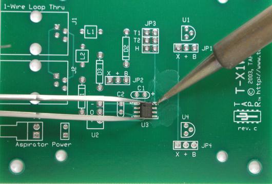 Простые правила пайки радиоэлектронных компонентов