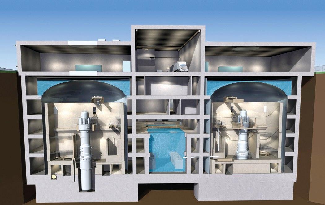 Малые реакторы как альтернатива современным энергетическим реакторным установкам