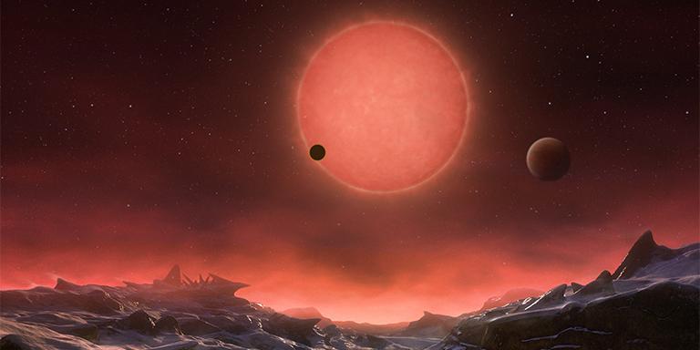 Ионы кислорода могут быть надежным индикатором жизни на экзопланетах