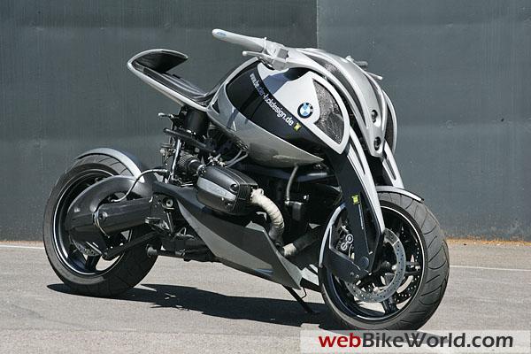 Концепт мотоцикла BMW