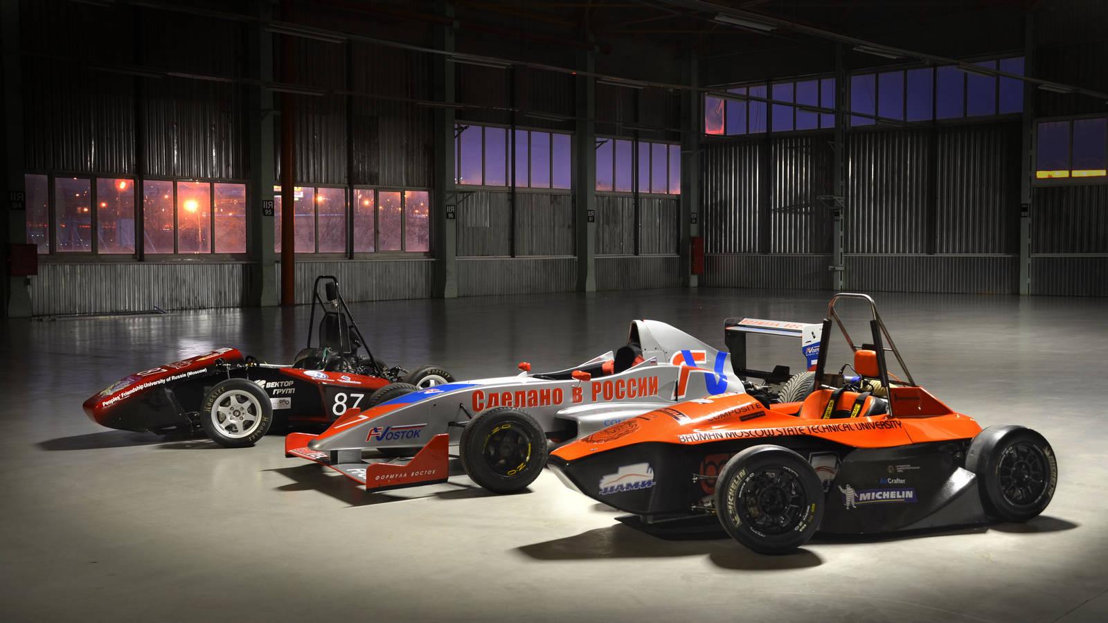 Bauman Racing Team и «Формула студент»: как Lenovo ThinkServer помогает побеждать в европейских гонках