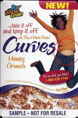 Cereal makes you white