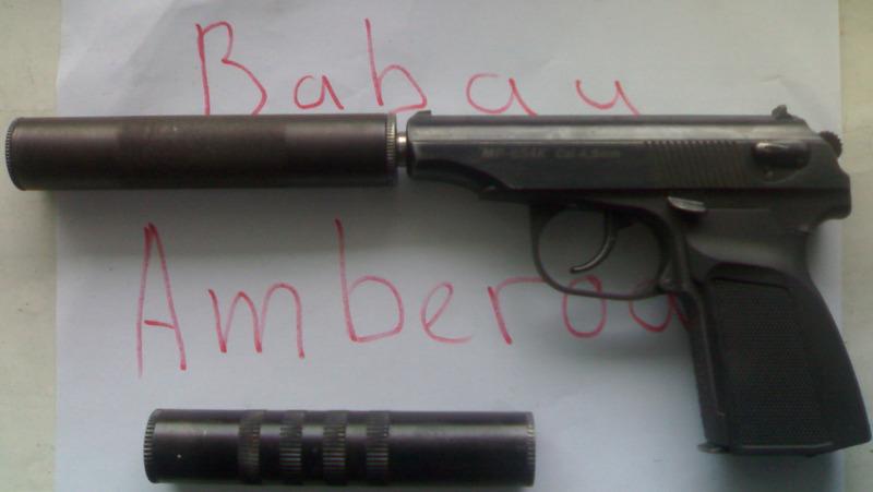 купить нелегальное оружие - не проблема