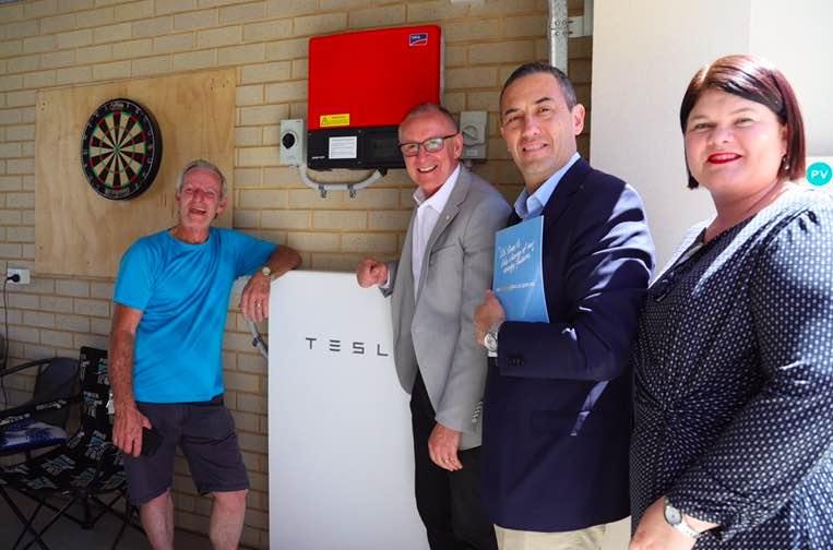 Tesla объединит 50000 домов бедняков в Южной Австралии в виртуальную электростанцию на 250МВт