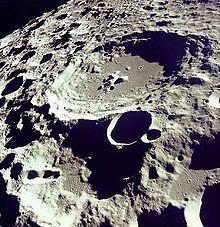 Луна - кратер Дедал.
