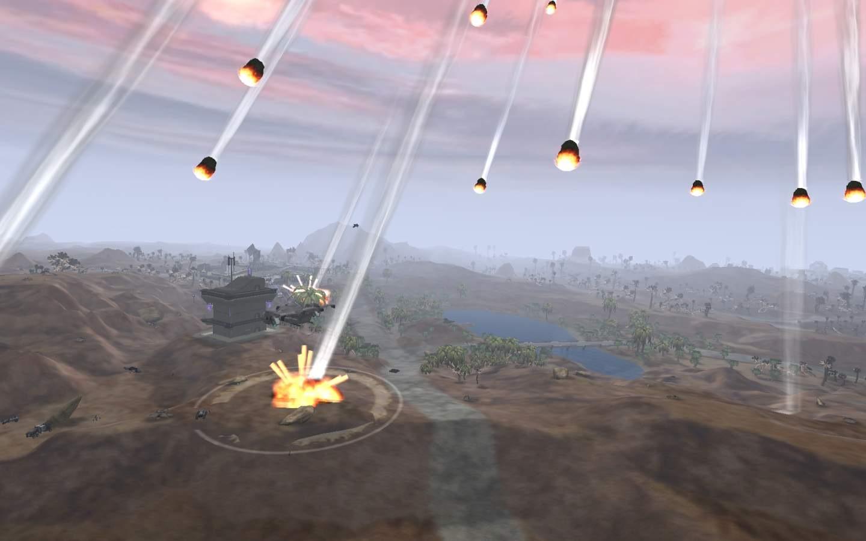 Достойный конец: разработчики уничтожили мир игры Planetside метеоритной бомбардировкой