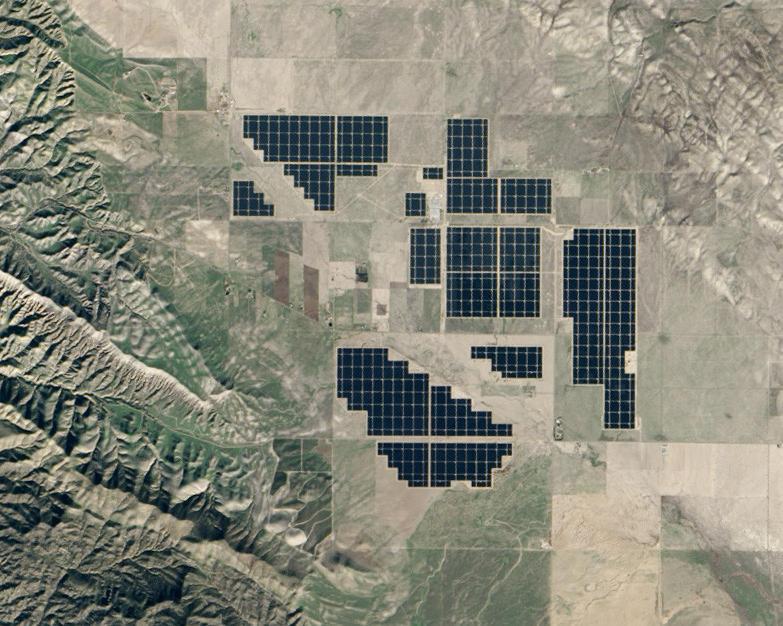 Калифорния платит соседним штатам, чтобы они забрали лишнюю электроэнергию от солнечных электростанций