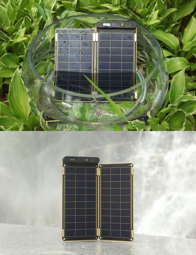 Solar Paper: универсальная «солнечная» зарядная станция