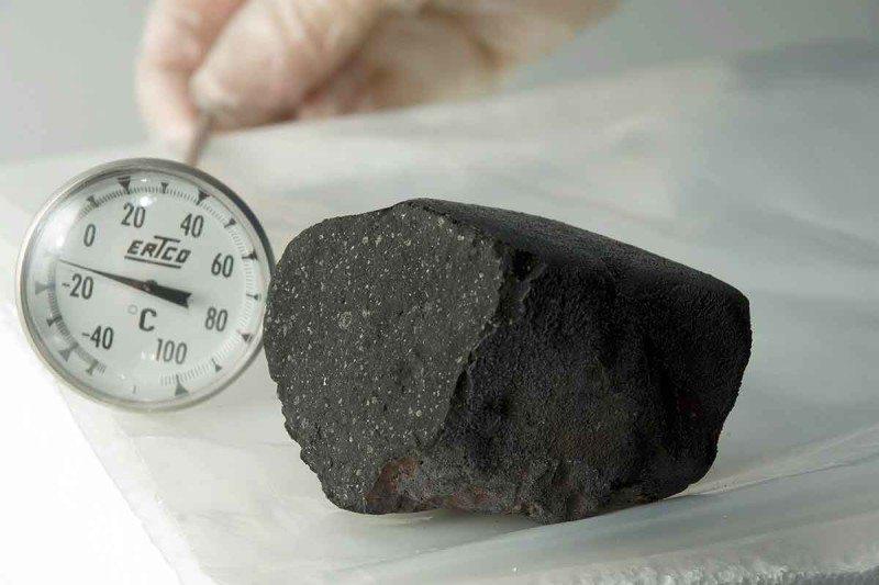 Странный метеорит из Канады может быть пришельцем из пояса Койпера