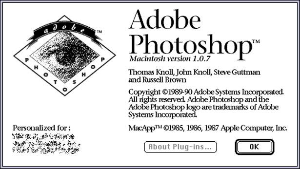 Adobe photoshop все версии