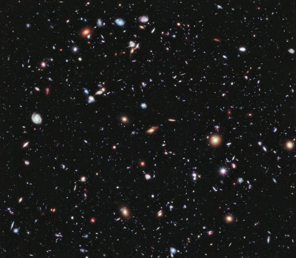 Пять открытий фундаментальной физики