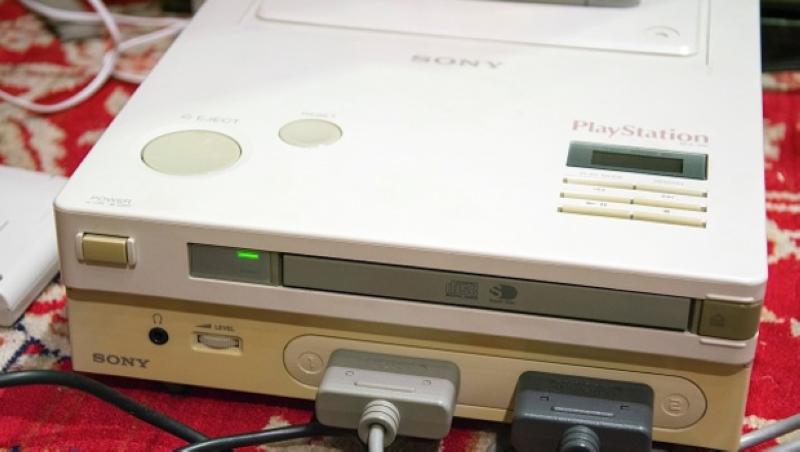 В Nintendo PlayStation починили CD привод