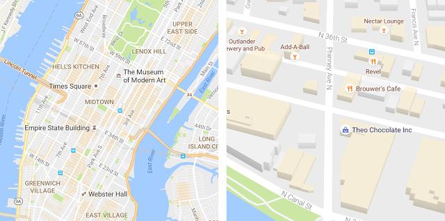 Google улучшила приложение Google Maps для ПК и мобильных