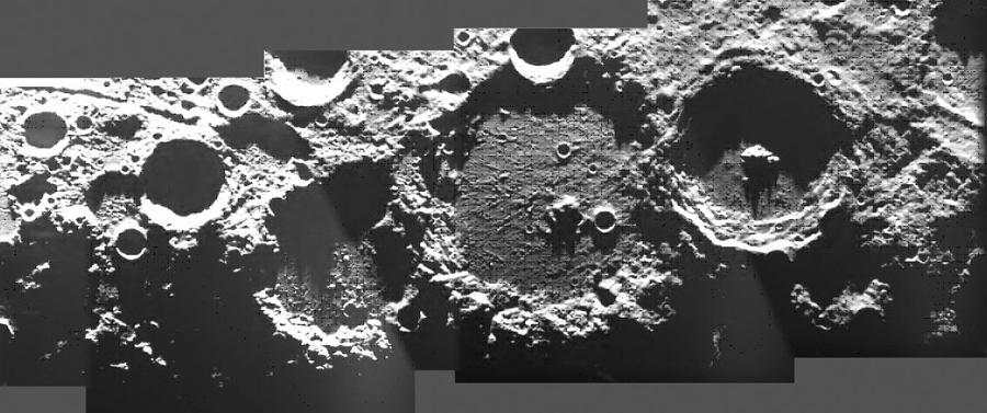 фото американцев на луне высокого разрешения