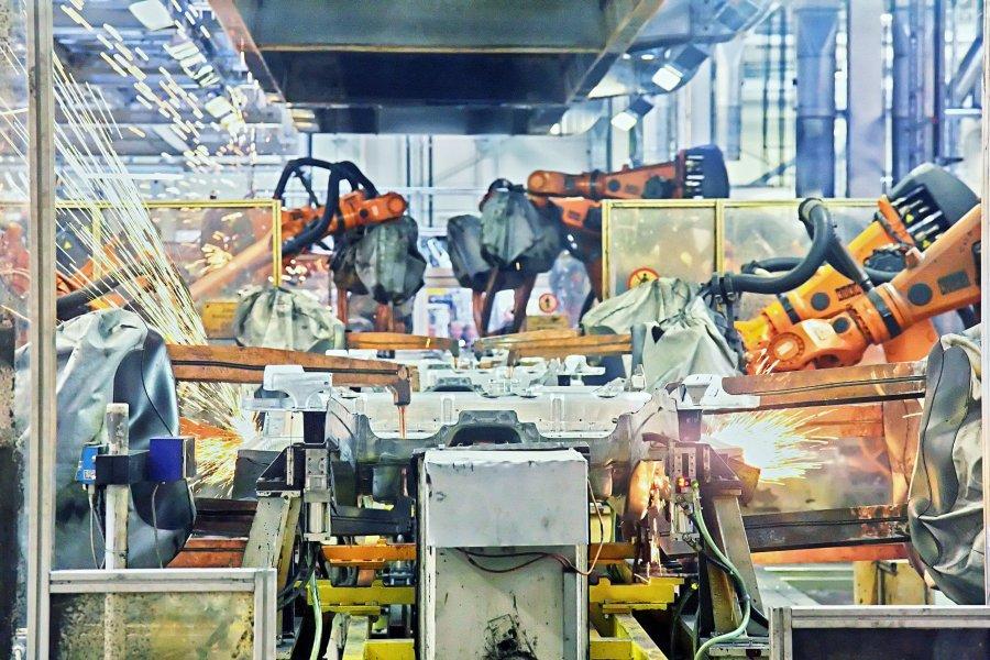 d3fc126d8a18 В наше время технологии развиваются очень быстро. В числе прочих сфер, где  прогресс сильно заметен — промышленная робототехника.