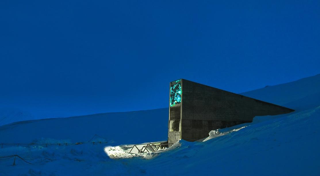 Бункер судного дня в Норвегии с миллионами «архивных» семян затопило из-за таяния вечной мерзлоты