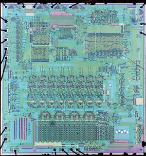 Неожиданная история микропроцессоров