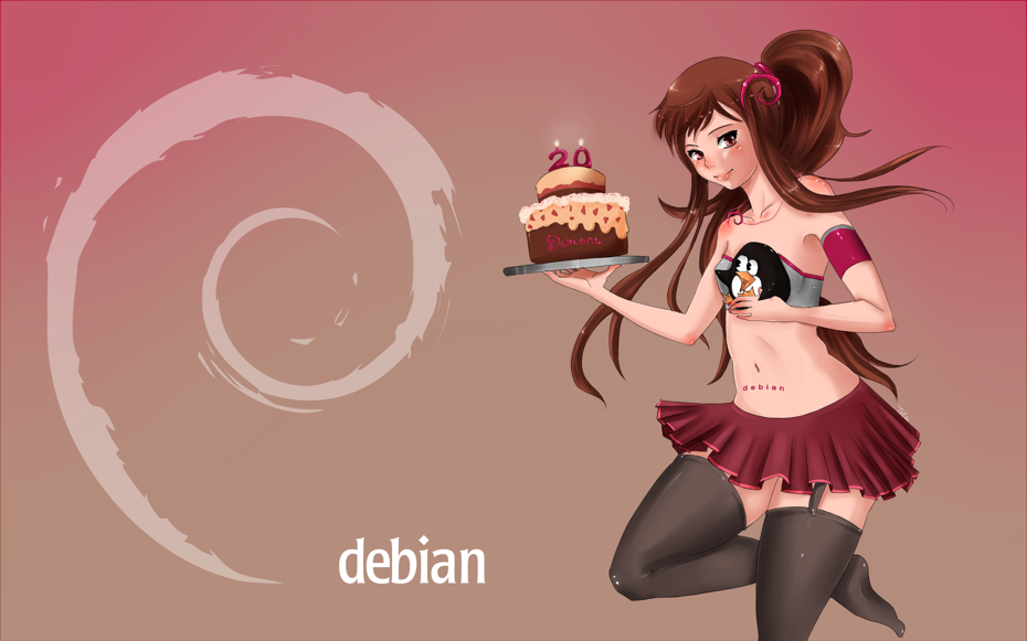 Debian 20th