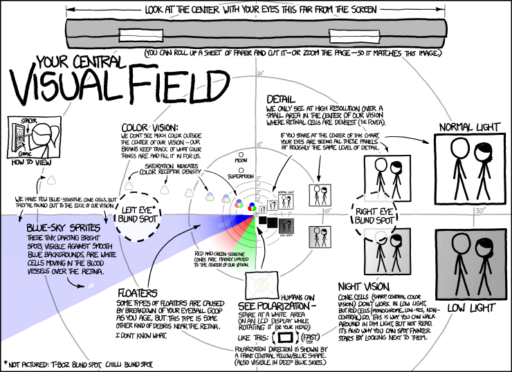 [xkcd Visual Field]