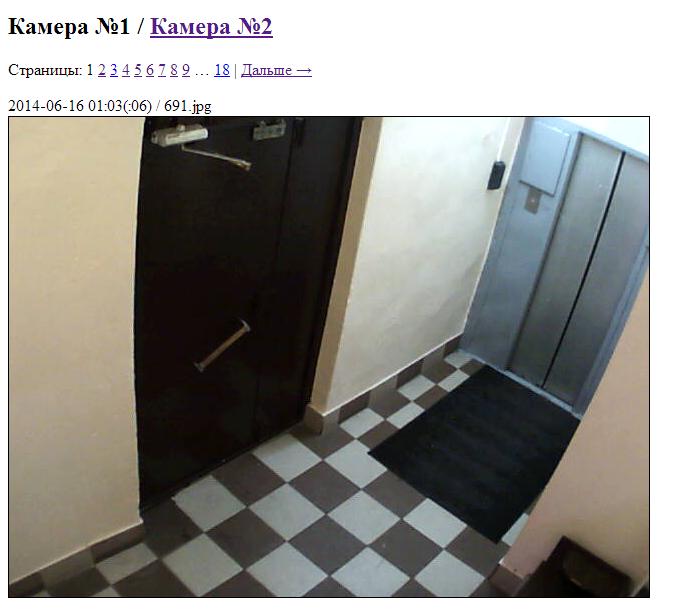 Какую безпроводную камеру поставить в квартире