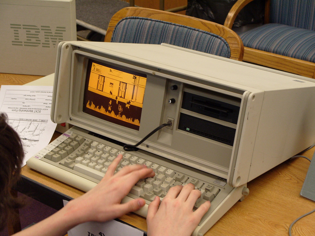 IBM Portable Personal Computer 5155