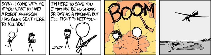 [xkcd: More Accurate]