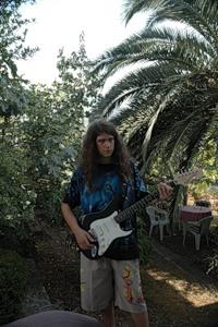 Я и гитарко