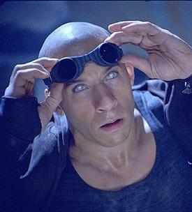 Riddick eyes