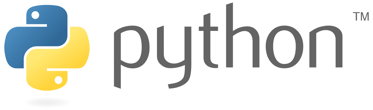 Python logo and wordmark.svg