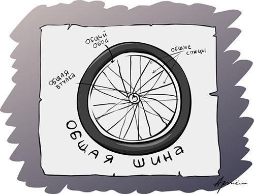 общая шина