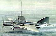 Проект летающей подводной лодки Ушакова