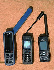 спутниковый телефон