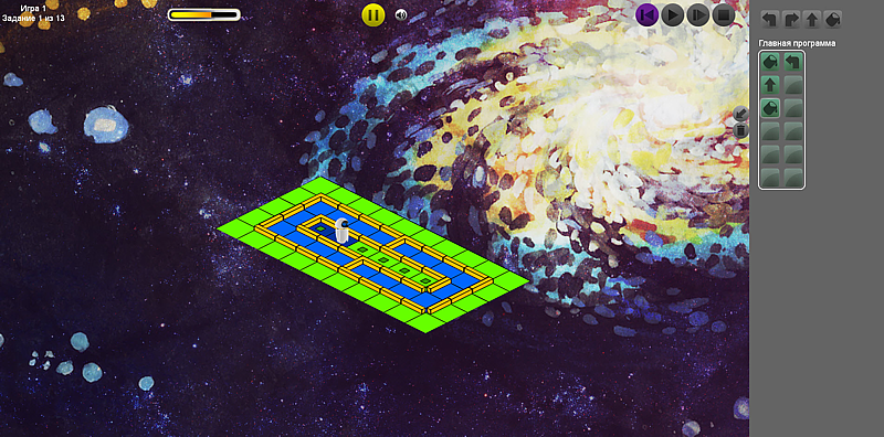 Снимок экрана ПиктоМира