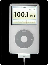 Radio в iPod