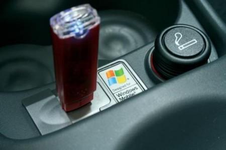 Fiat 500. Designed for Windows Mobile