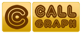 call graph, логотип