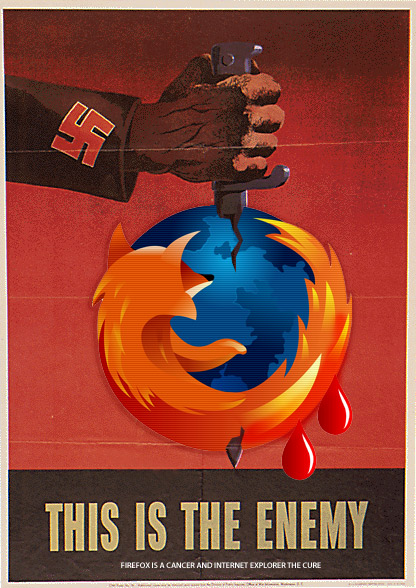 Firefox Sucks