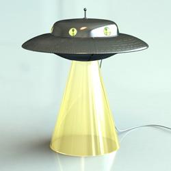 Лампа НЛО