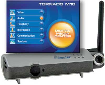Tornado M10 Digital Media Center, photo #2