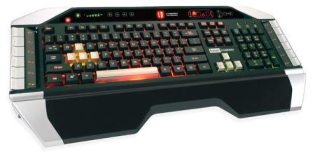 клавиатура-киборг