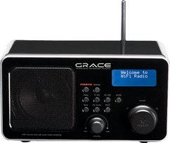Интернет радиоприемник wifi 172