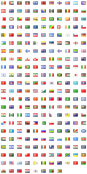 иконки-флаги