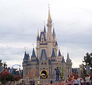 Disney Google World