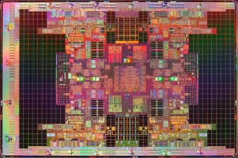 Процессоры преодолели рубеж в два миллиарда транзисторов