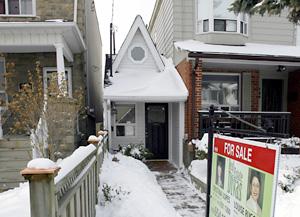 Самый маленький дом в Торонто