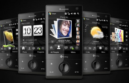 Анонс бизнес-смартфона HTC Touch Pro / Geektimes